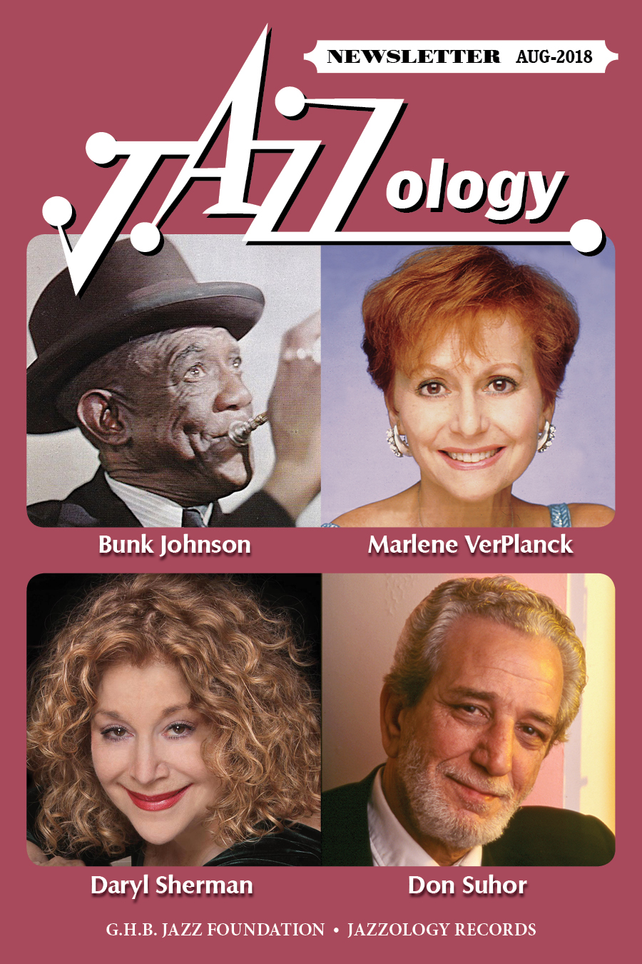 Jazzology: Category Not Found  Attempted: sa Records Catalog